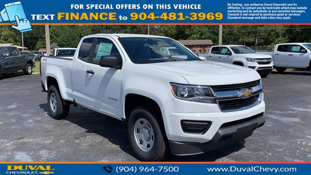 2020 Chevrolet Colorado Extended Cab 4x4, Pickup #L1221221 - photo 1