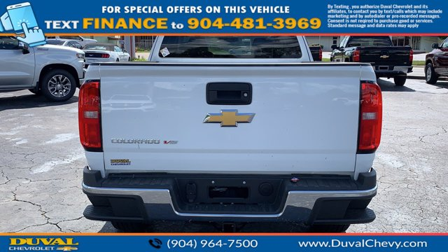 2020 Chevrolet Colorado Extended Cab 4x4, Pickup #L1221221 - photo 19