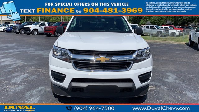2020 Chevrolet Colorado Extended Cab 4x4, Pickup #L1221221 - photo 5