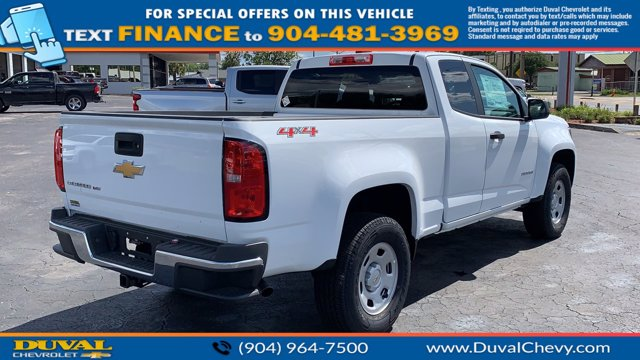 2020 Chevrolet Colorado Extended Cab 4x4, Pickup #L1221221 - photo 2