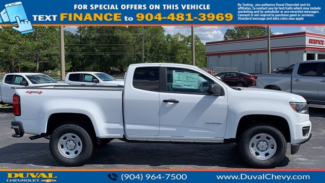 2020 Chevrolet Colorado Extended Cab 4x4, Pickup #L1221221 - photo 21