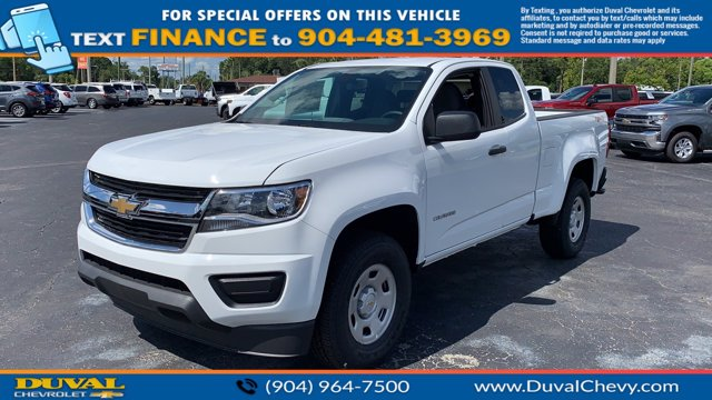 2020 Chevrolet Colorado Extended Cab 4x4, Pickup #L1221221 - photo 6