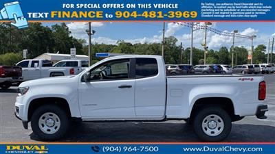 2020 Chevrolet Colorado Extended Cab 4x4, Pickup #L1221221 - photo 7