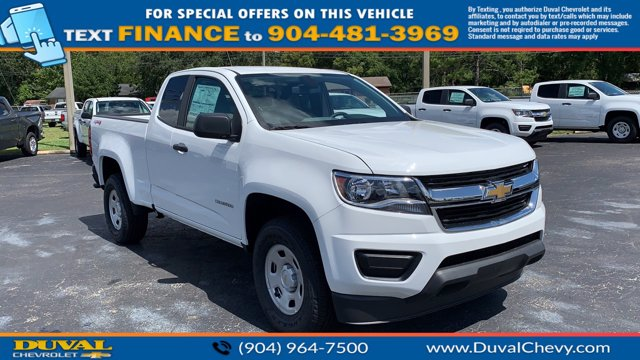 2020 Chevrolet Colorado Extended Cab 4x4, Pickup #L1221236 - photo 1