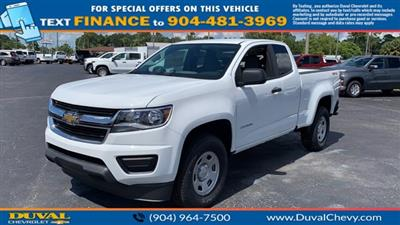 2020 Chevrolet Colorado Extended Cab 4x4, Pickup #L1221236 - photo 4