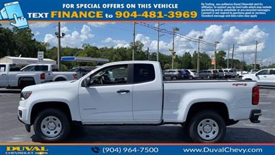 2020 Chevrolet Colorado Extended Cab 4x4, Pickup #L1221236 - photo 2