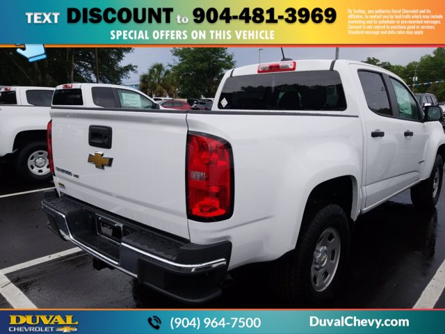 2020 Chevrolet Colorado Crew Cab 4x2, Pickup #L1227200 - photo 1