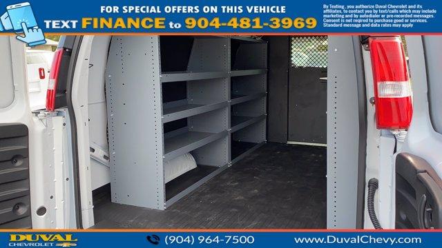 2020 Chevrolet Express 2500 RWD, Upfitted Cargo Van #L1241864 - photo 1