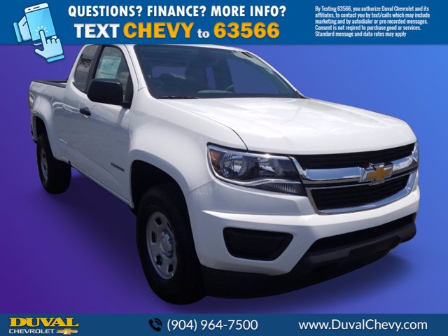 2020 Chevrolet Colorado Extended Cab RWD, Pickup #L1243224 - photo 1