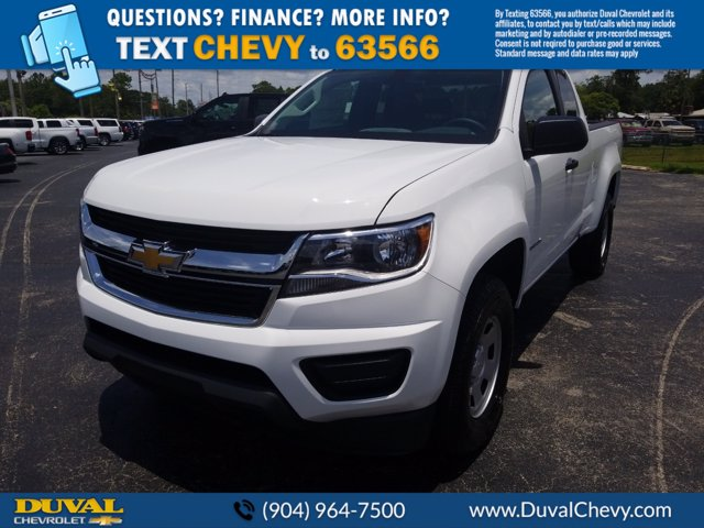 2020 Chevrolet Colorado Extended Cab RWD, Pickup #L1243224 - photo 4