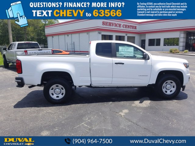 2020 Chevrolet Colorado Extended Cab RWD, Pickup #L1243224 - photo 8