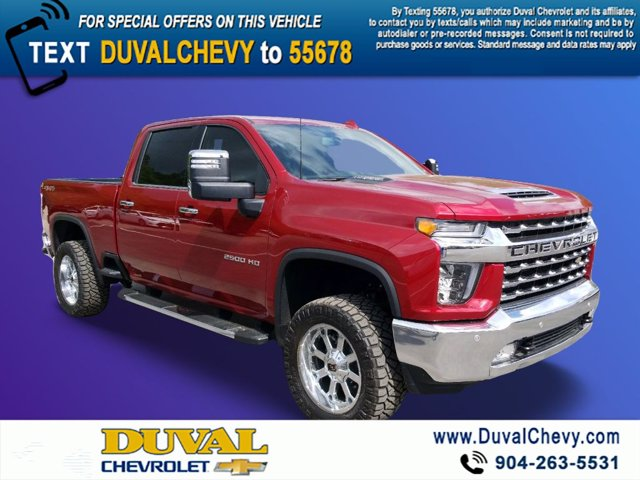 2020 Silverado 2500 Crew Cab 4x4, Pickup #LF139828 - photo 1