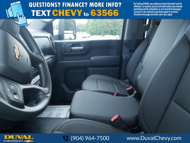 2020 Chevrolet Silverado 2500 Crew Cab RWD, Knapheide Steel Service Body #LF224572 - photo 9