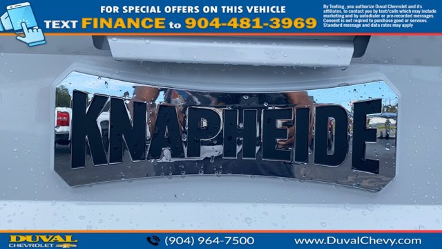 2020 Chevrolet Silverado 2500 Double Cab RWD, Knapheide Steel Service Body #LF275570 - photo 10