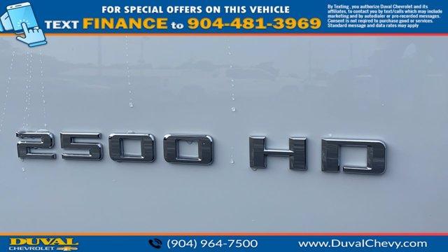 2020 Chevrolet Silverado 2500 Double Cab RWD, Knapheide Steel Service Body #LF275570 - photo 17