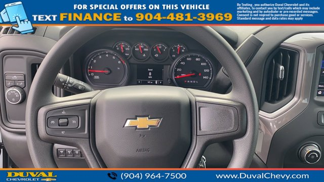 2020 Chevrolet Silverado 2500 Double Cab RWD, Knapheide Steel Service Body #LF275570 - photo 24