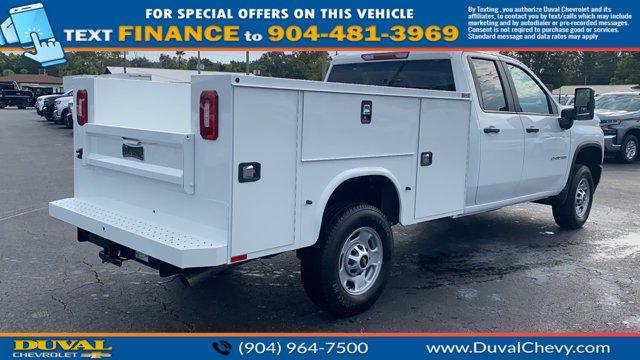 2020 Chevrolet Silverado 2500 Double Cab RWD, Knapheide Service Body #LF275570 - photo 1