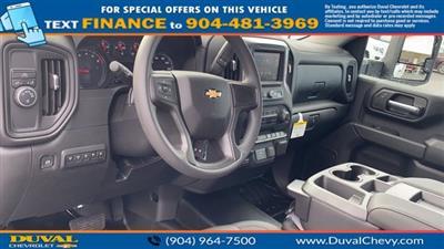 2020 Chevrolet Silverado 2500 Double Cab RWD, Knapheide Steel Service Body #LF275570 - photo 21