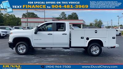 2020 Chevrolet Silverado 2500 Double Cab RWD, Knapheide Steel Service Body #LF275570 - photo 5