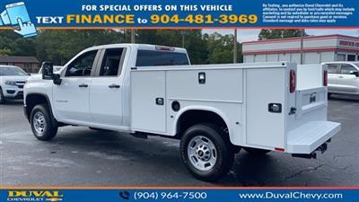 2020 Chevrolet Silverado 2500 Double Cab RWD, Knapheide Steel Service Body #LF275570 - photo 6