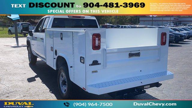 2020 Chevrolet Silverado 2500 Double Cab 4x2, Knapheide Service Body #LF279001 - photo 26