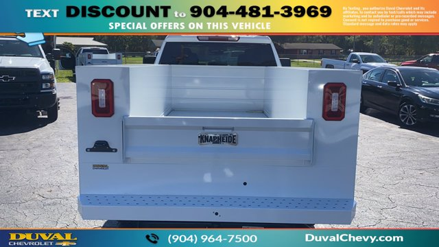 2020 Chevrolet Silverado 2500 Double Cab RWD, Knapheide Service Body #LF279001 - photo 27