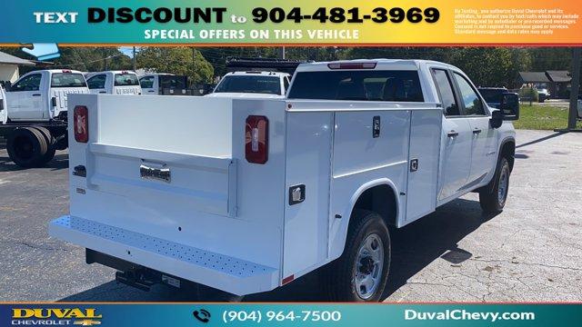 2020 Chevrolet Silverado 2500 Double Cab 4x2, Knapheide Service Body #LF279001 - photo 1