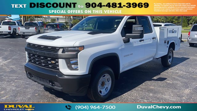 2020 Chevrolet Silverado 2500 Double Cab RWD, Knapheide Service Body #LF279001 - photo 4