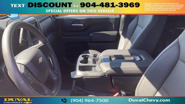 2020 Chevrolet Silverado 2500 Double Cab 4x2, Knapheide Service Body #LF279001 - photo 7