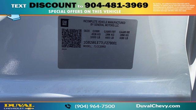 2020 Chevrolet Silverado 2500 Double Cab 4x2, Knapheide Service Body #LF279001 - photo 10