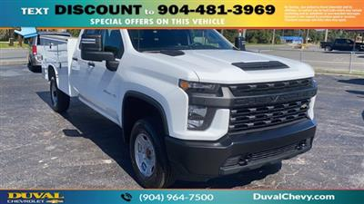 2020 Chevrolet Silverado 2500 Double Cab RWD, Knapheide Service Body #LF279001 - photo 1