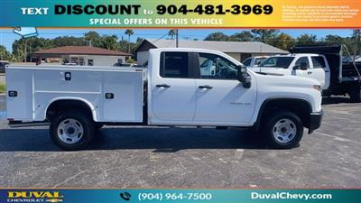 2020 Chevrolet Silverado 2500 Double Cab 4x2, Knapheide Service Body #LF279001 - photo 28