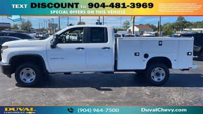 2020 Chevrolet Silverado 2500 Double Cab RWD, Knapheide Service Body #LF279001 - photo 5