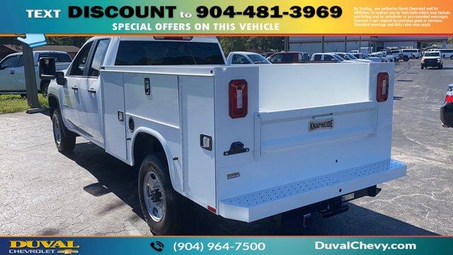 2020 Chevrolet Silverado 2500 Double Cab 4x2, Knapheide Service Body #LF279358 - photo 23