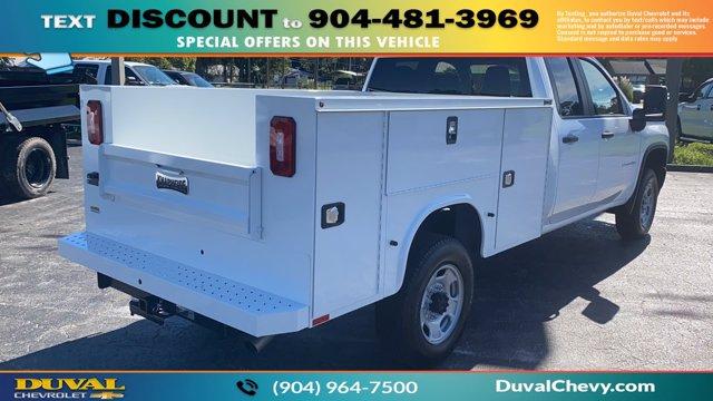2020 Chevrolet Silverado 2500 Double Cab RWD, Knapheide Service Body #LF279358 - photo 1