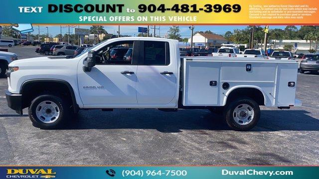 2020 Chevrolet Silverado 2500 Double Cab 4x2, Knapheide Service Body #LF279358 - photo 5