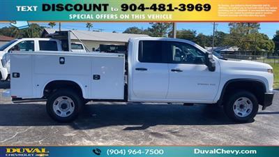 2020 Chevrolet Silverado 2500 Double Cab 4x2, Knapheide Service Body #LF279358 - photo 26