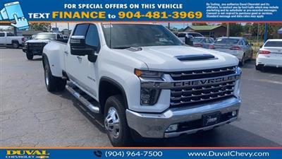 2020 Chevrolet Silverado 3500 Crew Cab 4x4, Pickup #LF331899 - photo 1