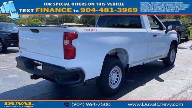 2020 Chevrolet Silverado 1500 Regular Cab 4x4, Pickup #LG139217 - photo 1