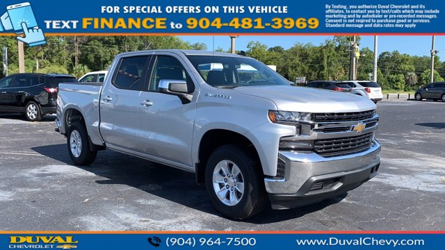 2020 Chevrolet Silverado 1500 Crew Cab RWD, Pickup #LG246160 - photo 1