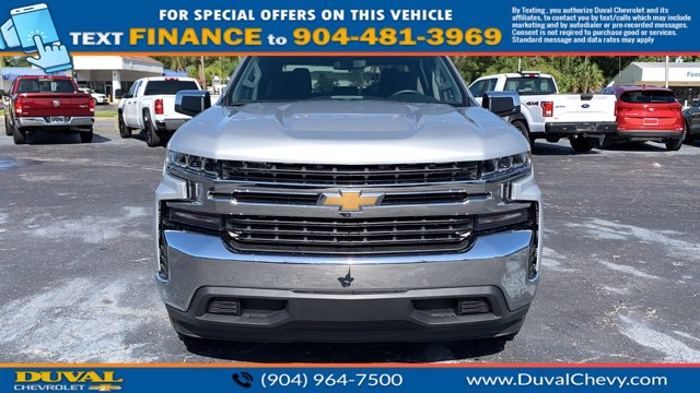2020 Chevrolet Silverado 1500 Crew Cab RWD, Pickup #LG246160 - photo 3