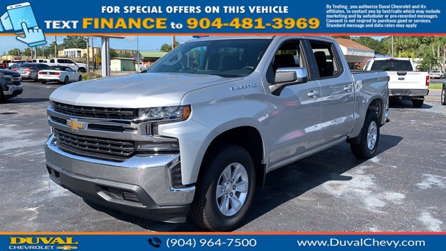 2020 Chevrolet Silverado 1500 Crew Cab RWD, Pickup #LG246160 - photo 4