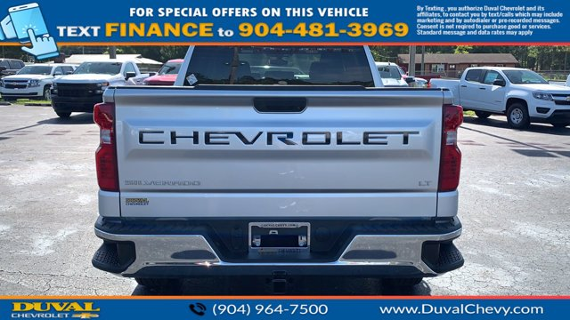 2020 Chevrolet Silverado 1500 Crew Cab RWD, Pickup #LG246160 - photo 7