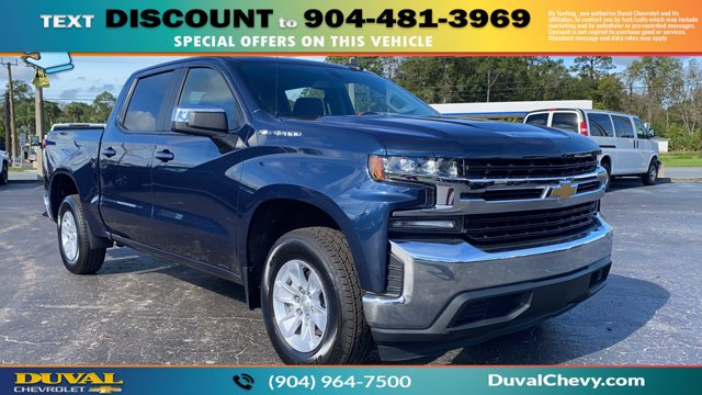 2020 Chevrolet Silverado 1500 Crew Cab RWD, Pickup #LG248478 - photo 1
