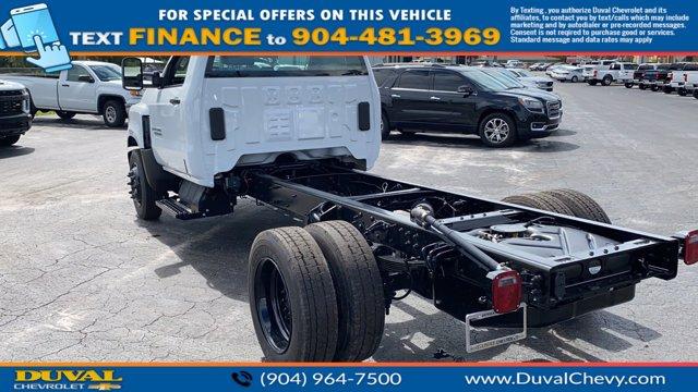 2020 Chevrolet Silverado 4500 Regular Cab DRW RWD, Cab Chassis #LH398555 - photo 1