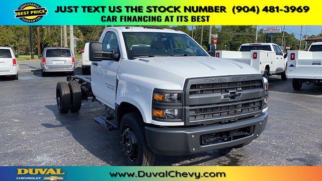 2020 Chevrolet Silverado 4500 Regular Cab DRW RWD, Cab Chassis #LH398556 - photo 1