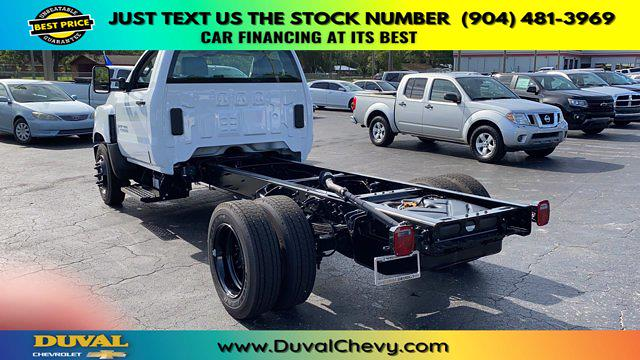 2020 Chevrolet Silverado 4500 Regular Cab DRW 4x2, Cab Chassis #LH398556 - photo 1