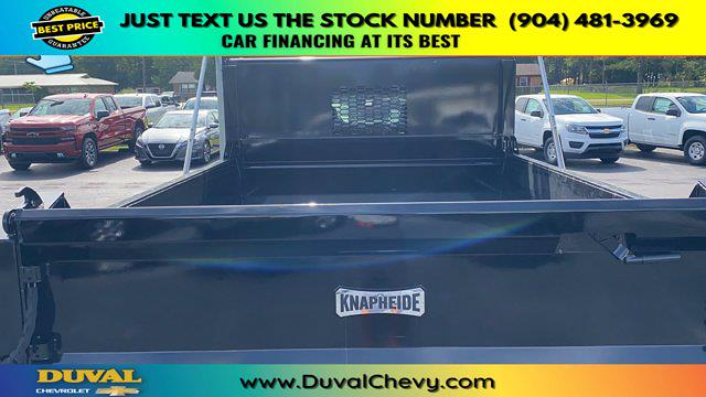 2020 Chevrolet Silverado 5500 Crew Cab DRW 4x2, Knapheide Rigid Side Dump Body #LH584804 - photo 11