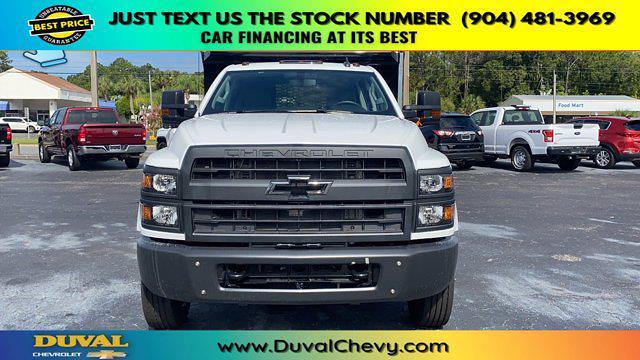 2020 Chevrolet Silverado 5500 Crew Cab DRW RWD, Knapheide Rigid Side Dump Body #LH584804 - photo 3