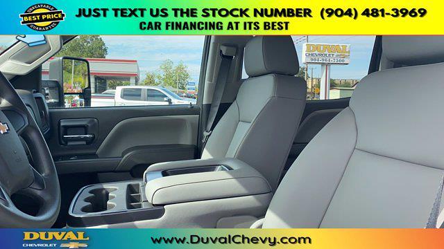 2020 Chevrolet Silverado 5500 Crew Cab DRW RWD, Knapheide Rigid Side Dump Body #LH584804 - photo 20